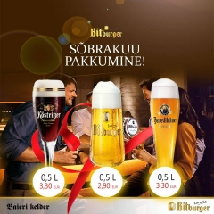 Bitburger olled