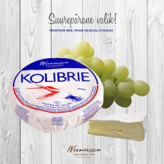 Kolibrie brie juust 4. april post